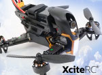 XciteRC FPV Racing Quadrocopter F210 RTF