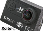 XciteRC WiFi 4K Action-Cam UHD 16MP