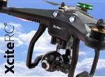 XciteRC Rocket 410 FPV Quadrocopter  RTF