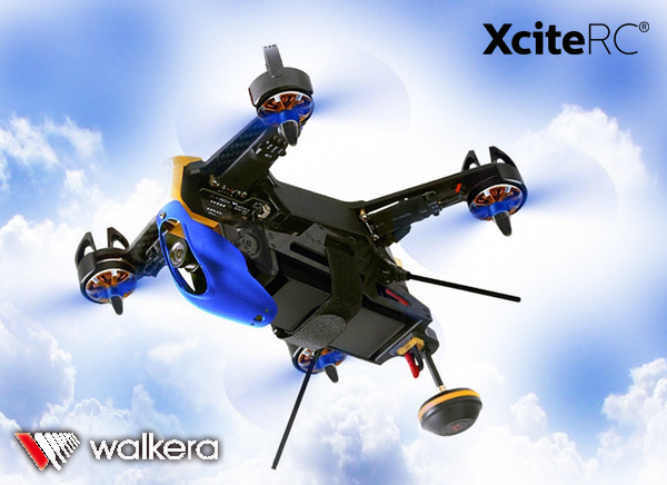 XciteRC Walkera FPV F210 3D Edition