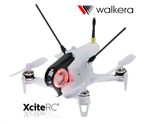 XciteRC FPV Racing Quadrocopter Rodeo 150