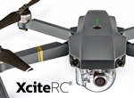 XciteRC DJI Mavic Pro Quadrocopter