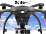 XciteRC Ehang Ghostdrone 2.0 Aerial black