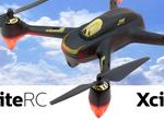 XciteRC Hubsan X4 FPV BL Quadrocopter black
