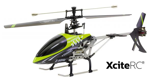 XciteRC Flybar 400E Hubschrauber