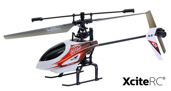 XciteRC Flybar 290E Easy Single Blade