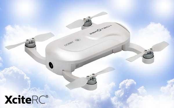 XciteRC DOBBY Pocket Drone