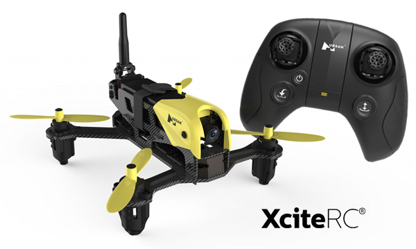 XciteRC Hubsan X4 Storm Race-Copter