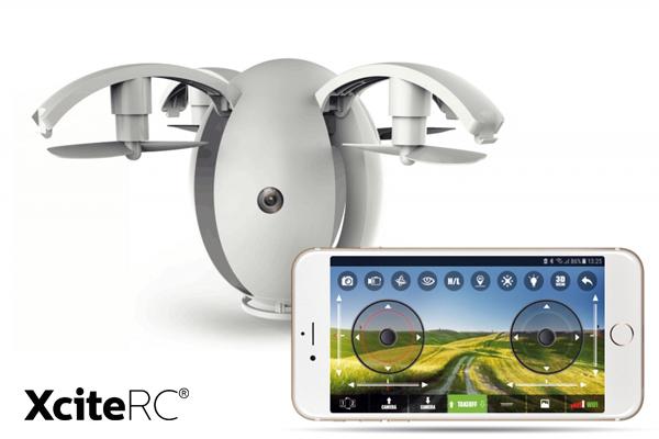 XciteRC XciteRC ALPHA-EGG Cam WiFi FPV