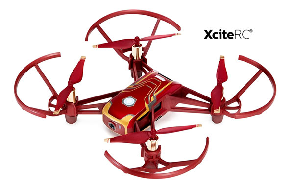 XciteRC RYZE Tech Tello Iron Man Edition